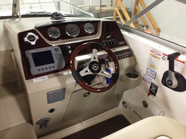 2012 Sea Ray boat for sale, model of the boat is 260 SUNDANCER & Image # 13 of 26