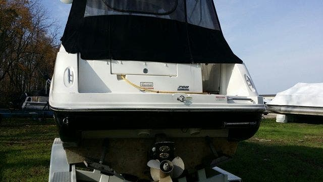 2012 Sea Ray boat for sale, model of the boat is 260 SUNDANCER & Image # 25 of 26