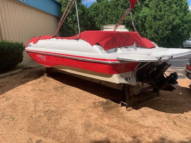 2012 Starcraft boat for sale, model of the boat is 220STARSTEP & Image # 3 of 16