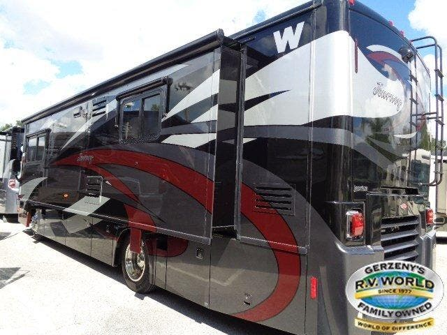 2012 Winnebago Journey 34Y Thumbnail