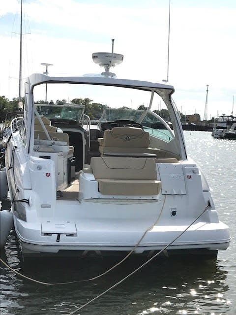 2013 Cruisers Yachts boat for sale, model of the boat is 380 EXPRESS & Image # 26 of 30