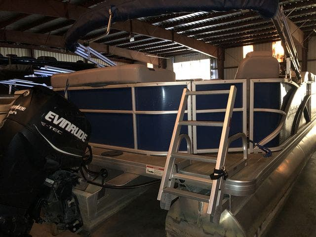 2013 Godfrey Pontoon boat for sale, model of the boat is 2286 SWEETWATER & Image # 17 of 17