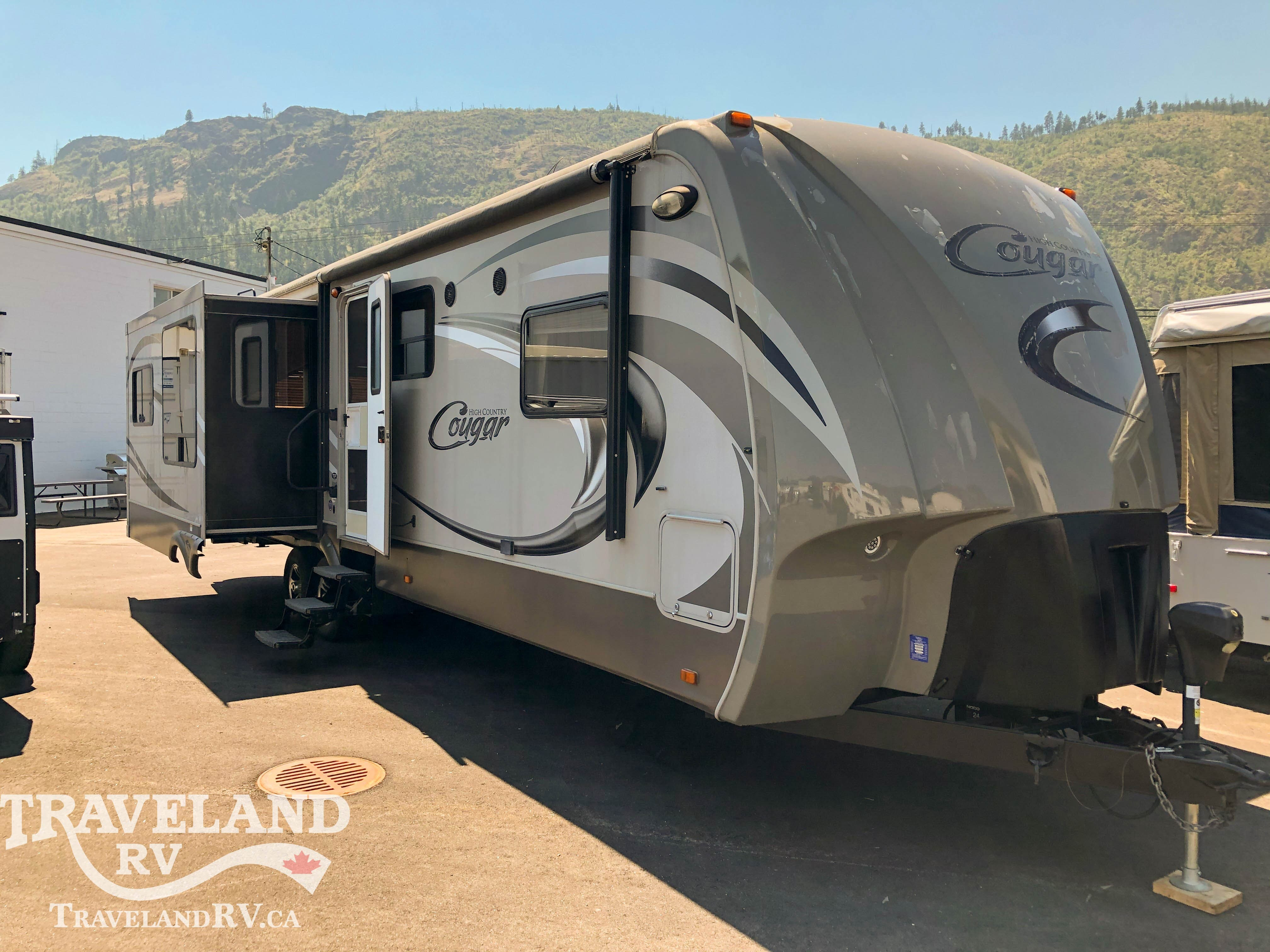 2013 Keystone Cougar High Country 321RES