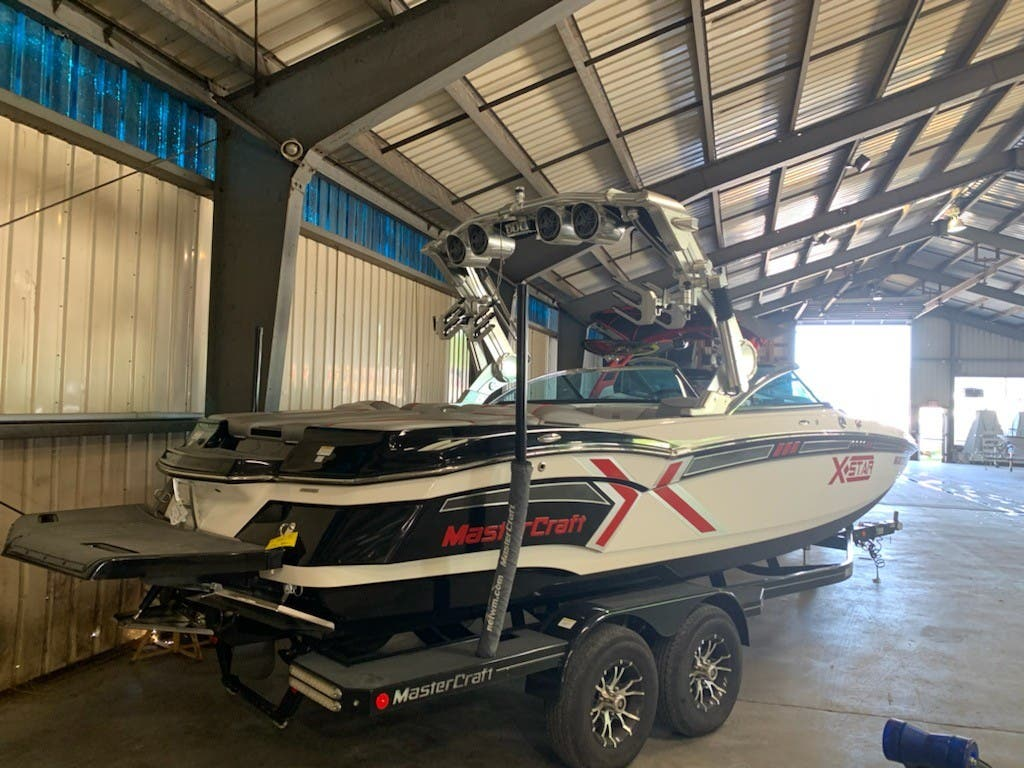 2013 Mastercraft boat for sale, model of the boat is X-START & Image # 3 of 13