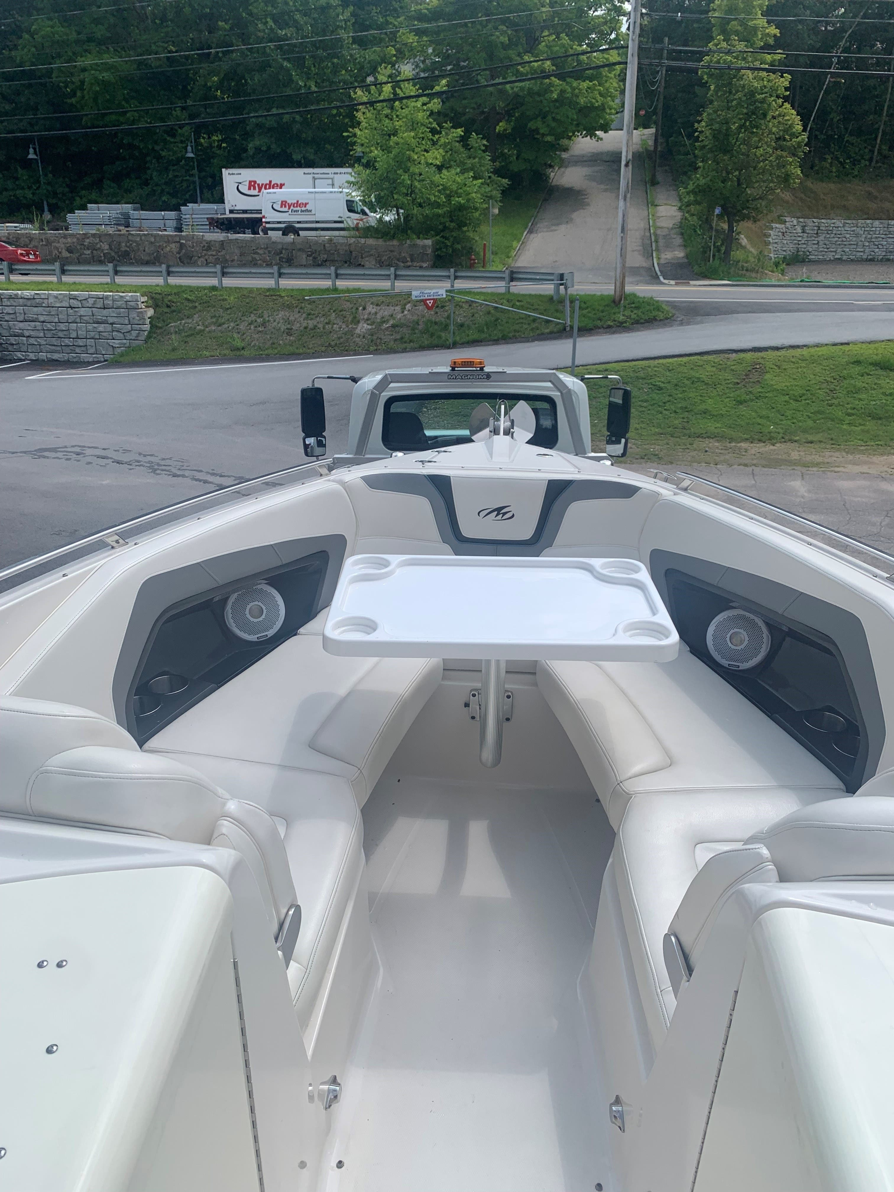 2013 Monterey boat for sale, model of the boat is 328SS & Image # 7 of 10