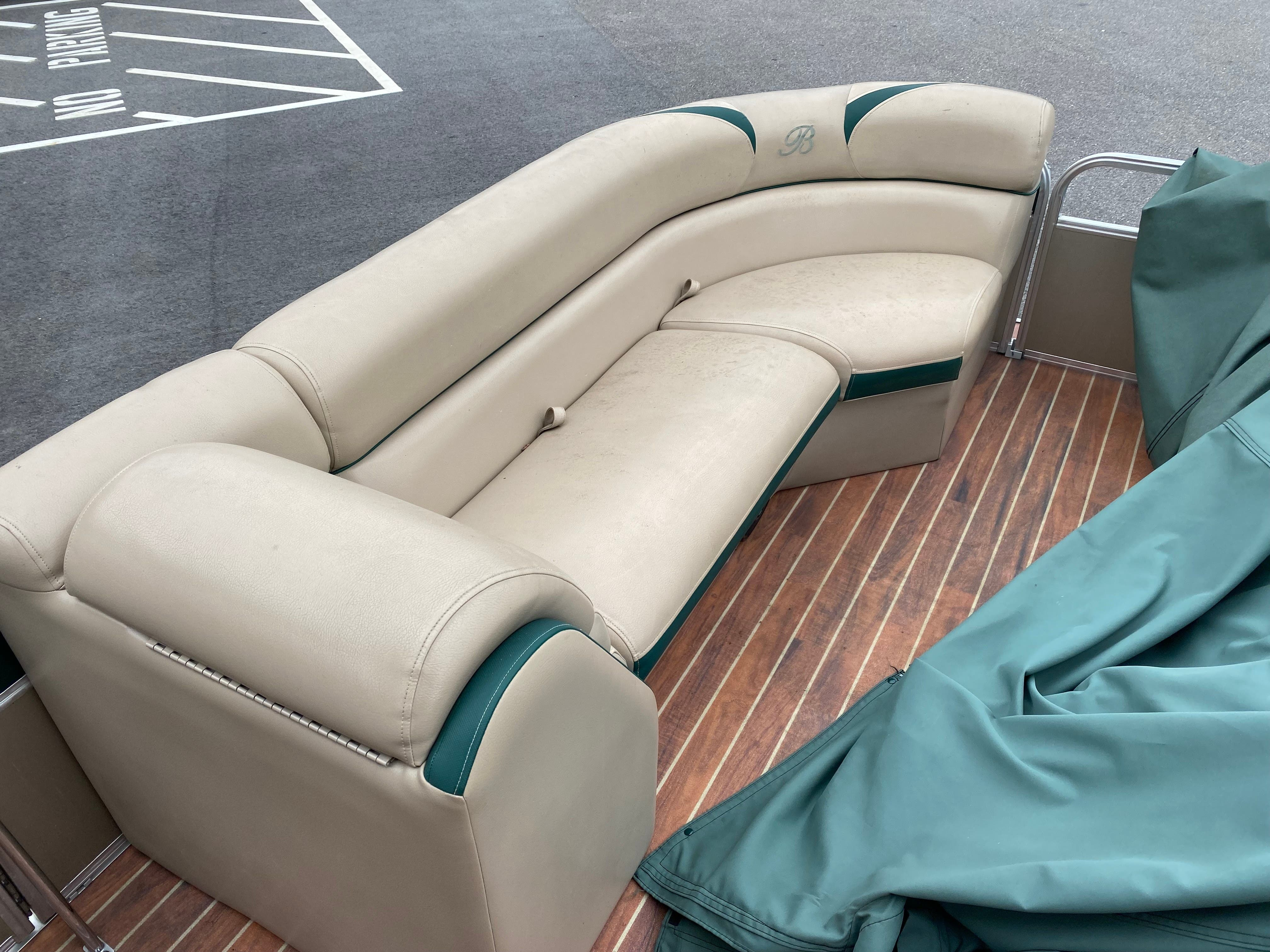 2014 Berkshire Pontoons boat for sale, model of the boat is 230 CL STS & Image # 6 of 9