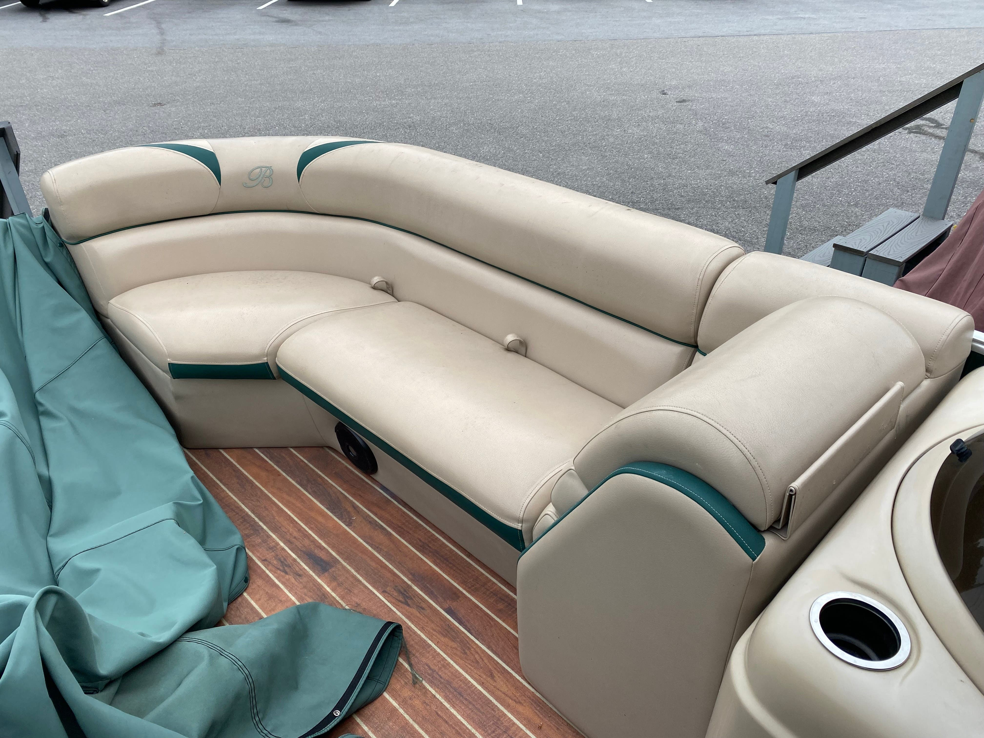 2014 Berkshire Pontoons boat for sale, model of the boat is 230 CL STS & Image # 8 of 9