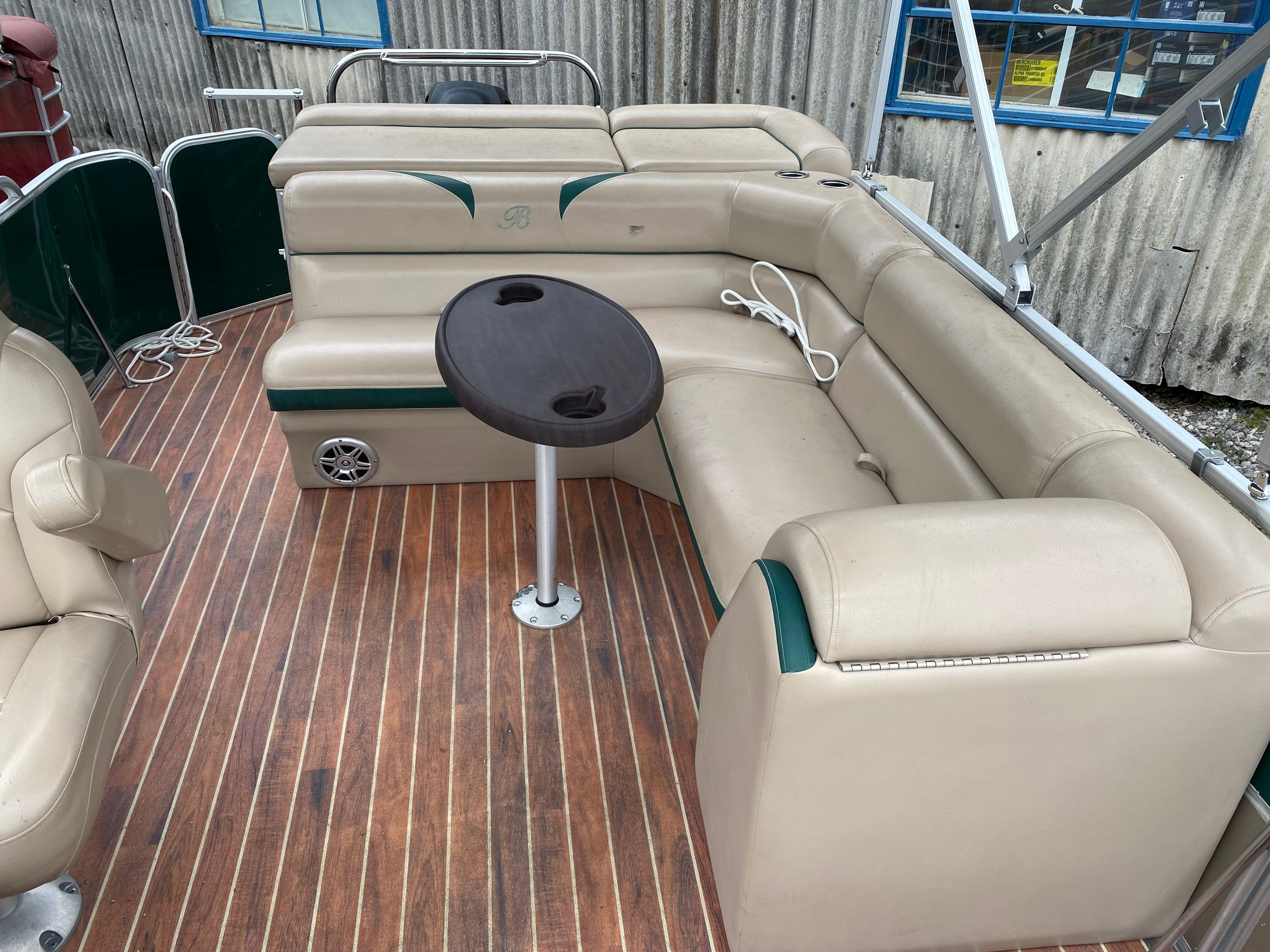 2014 Berkshire Pontoons boat for sale, model of the boat is 230 CL STS & Image # 7 of 9