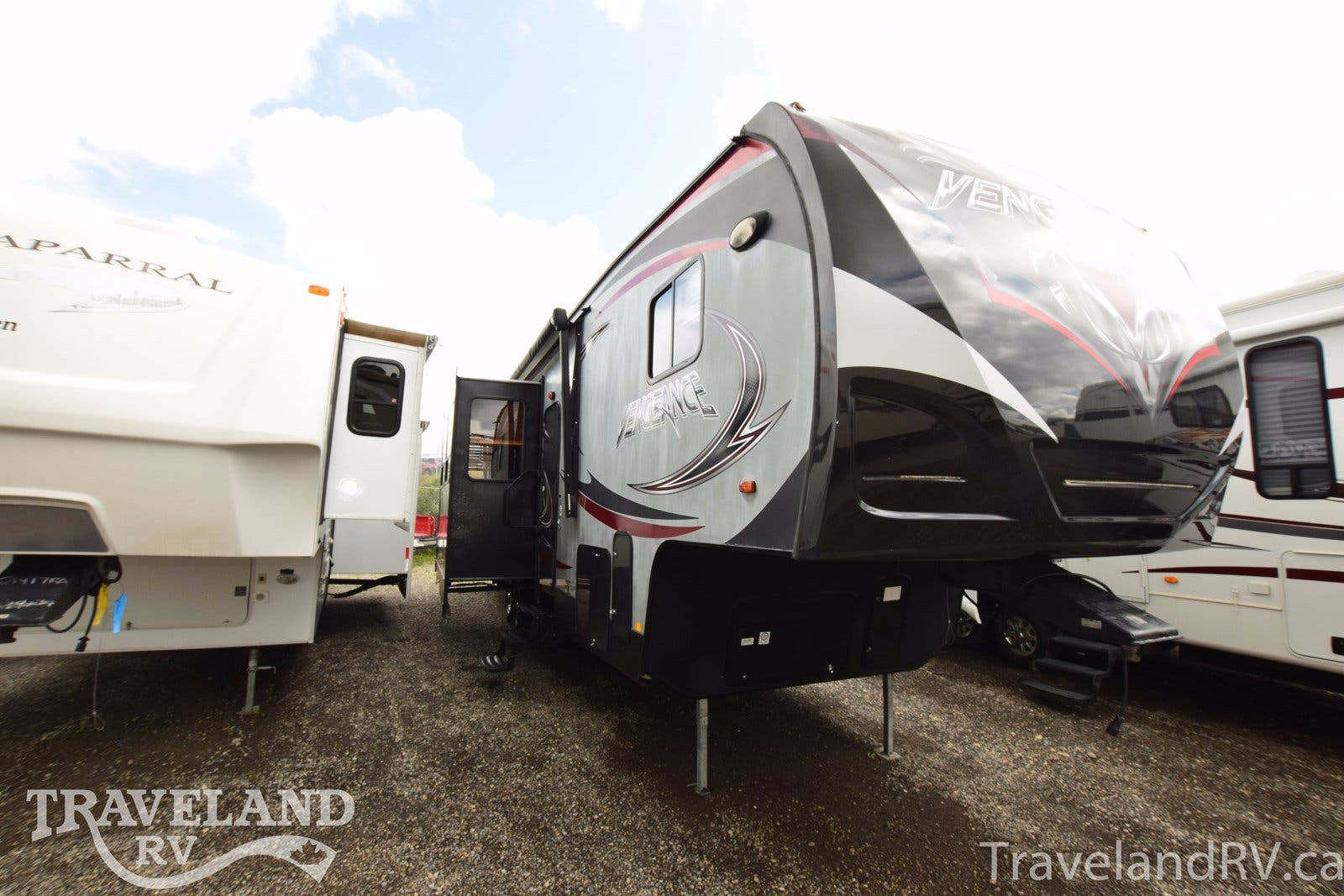 2014 Forest River Vengeance Super Sport 316A