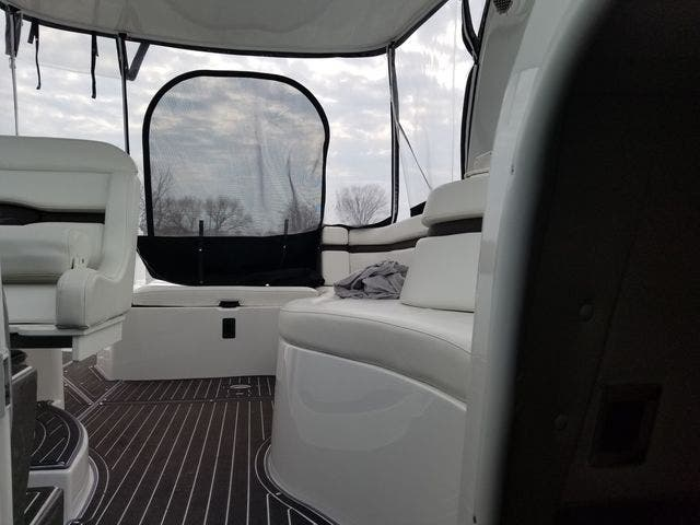 2014 Rinker boat for sale, model of the boat is 310 EC & Image # 5 of 34
