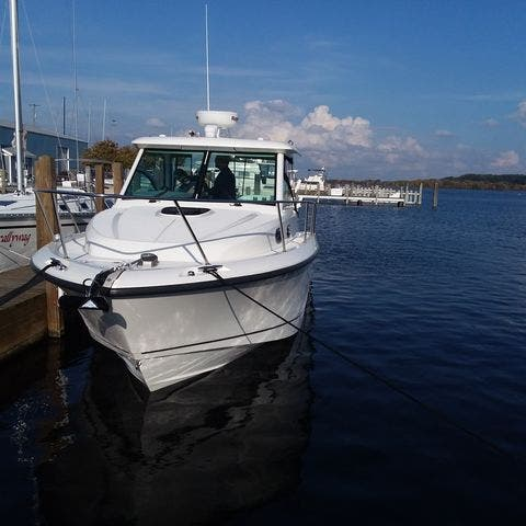 2015 Boston Whaler boat for sale, model of the boat is 315 CONQUEST & Image # 5 of 34