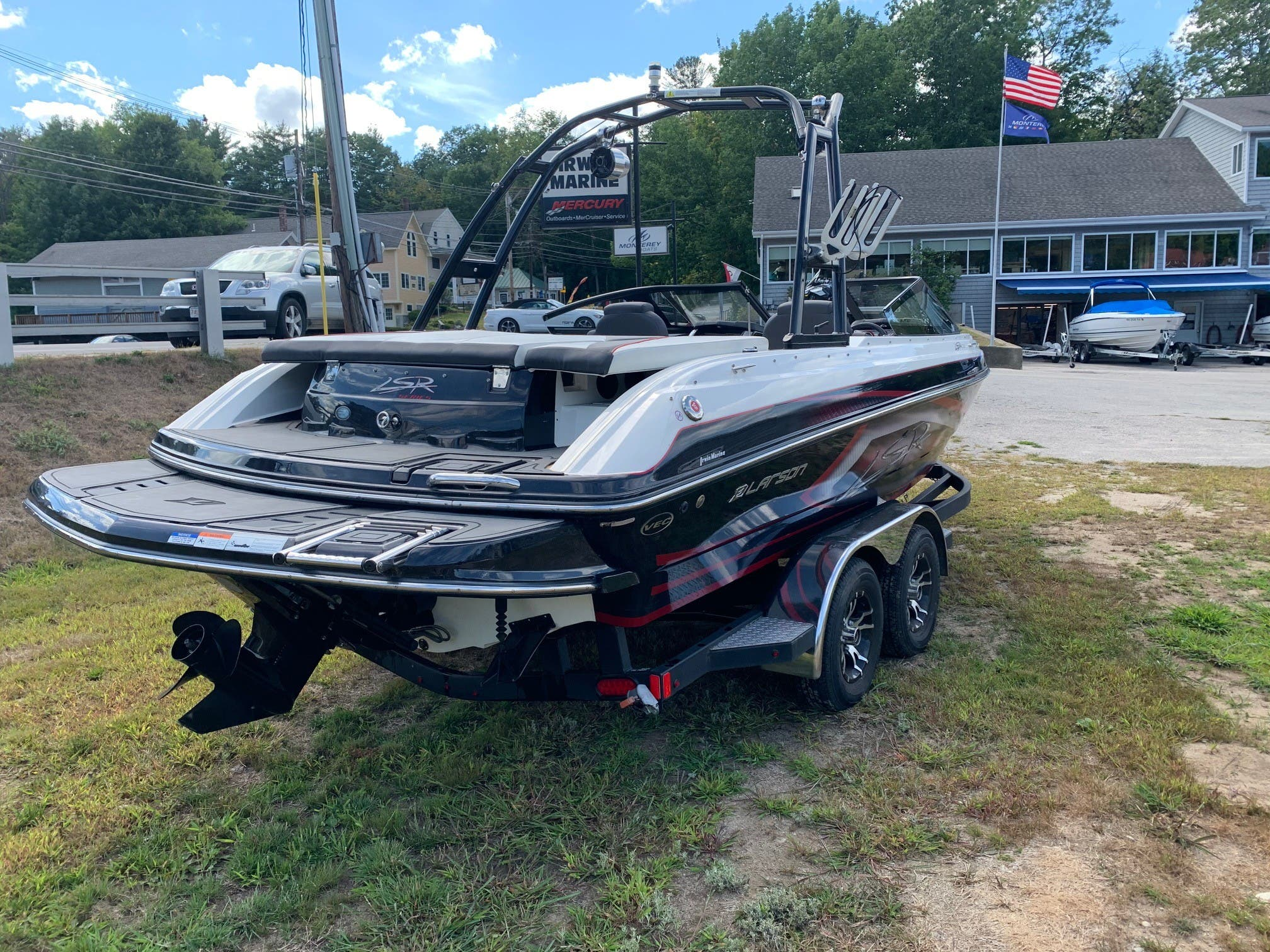 2015 Larson boat for sale, model of the boat is 2300 LSR & Image # 6 of 6