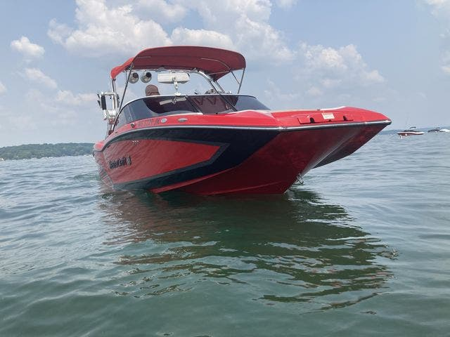 2015 Mastercraft boat for sale, model of the boat is X23 & Image # 4 of 19