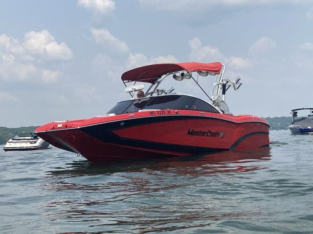 2015 Mastercraft boat for sale, model of the boat is X23 & Image # 6 of 19