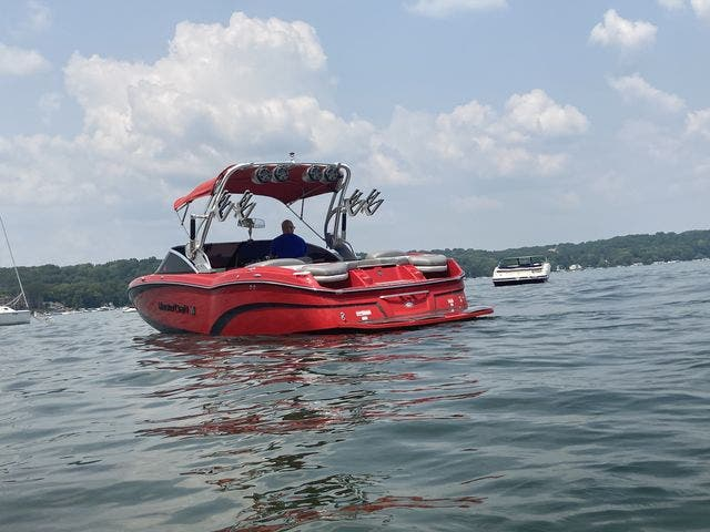 2015 Mastercraft boat for sale, model of the boat is X23 & Image # 7 of 19