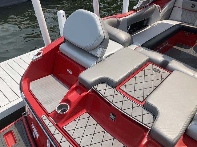 2015 Mastercraft boat for sale, model of the boat is X23 & Image # 8 of 19
