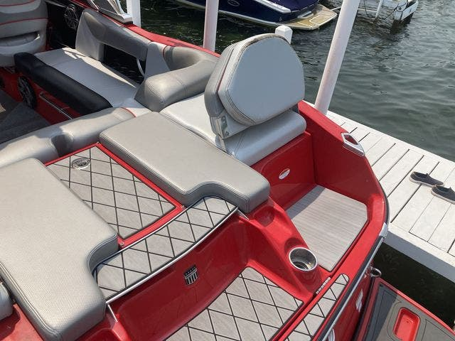 2015 Mastercraft boat for sale, model of the boat is X23 & Image # 9 of 19