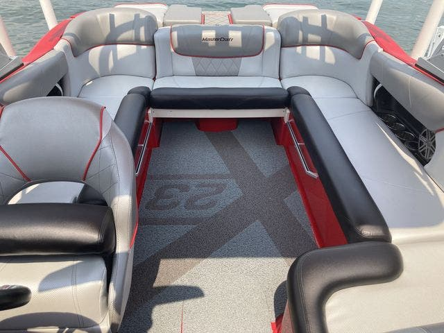2015 Mastercraft boat for sale, model of the boat is X23 & Image # 12 of 19