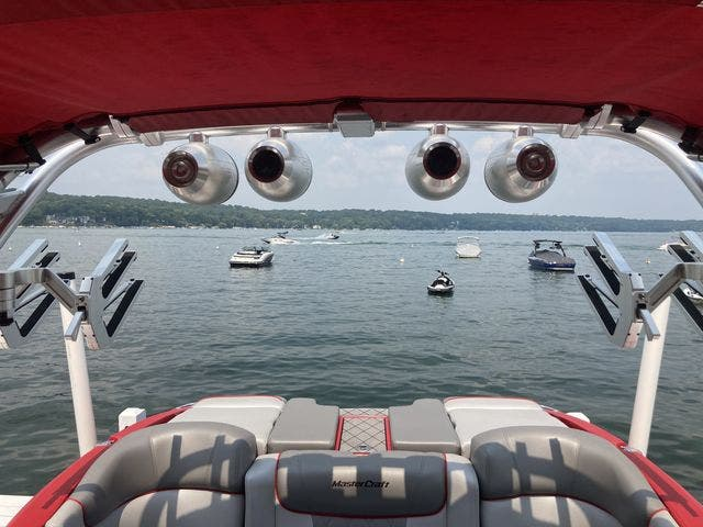 2015 Mastercraft boat for sale, model of the boat is X23 & Image # 13 of 19
