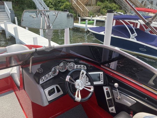 2015 Mastercraft boat for sale, model of the boat is X23 & Image # 16 of 19