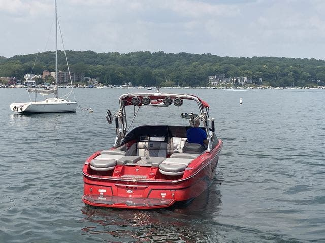 2015 Mastercraft boat for sale, model of the boat is X23 & Image # 19 of 19