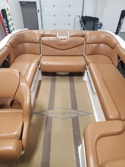 2015 Mastercraft boat for sale, model of the boat is X23 & Image # 7 of 12
