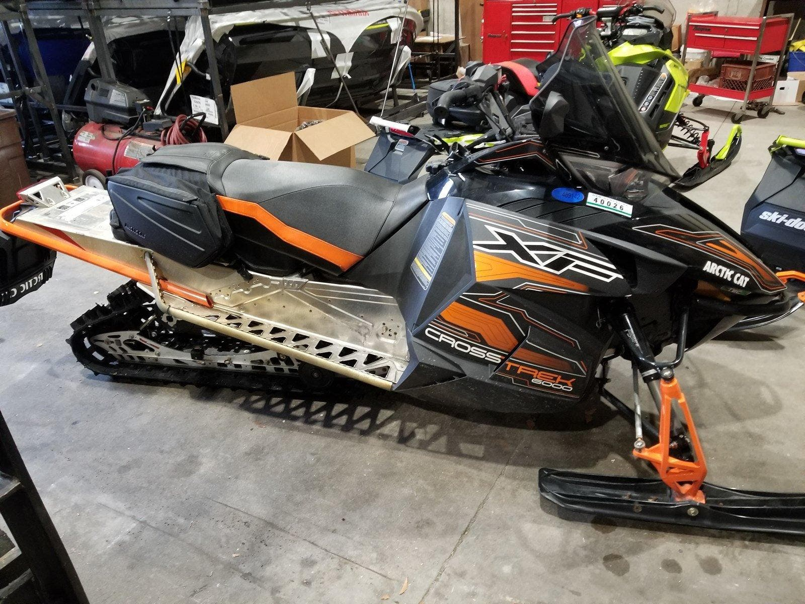 2016 Arctic Cat boat for sale, model of the boat is Xf6000 Crosstrek & Image # 5 of 7