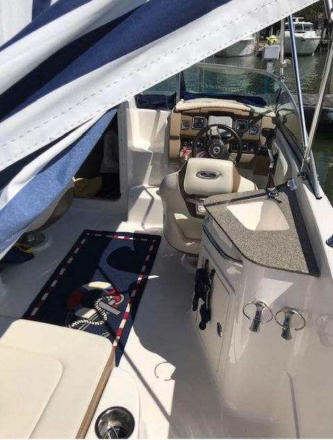 2016 Chaparral boat for sale, model of the boat is 225 SSI & Image # 4 of 8