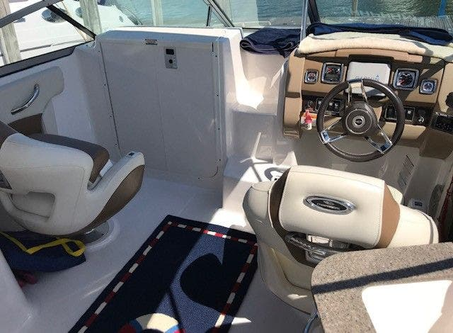 2016 Chaparral boat for sale, model of the boat is 225 SSI & Image # 5 of 8