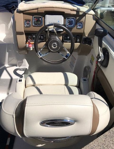 2016 Chaparral boat for sale, model of the boat is 225 SSI & Image # 6 of 8