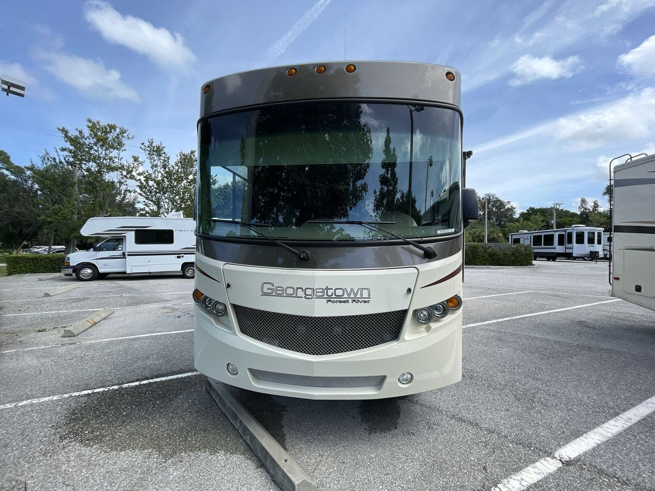 2016 Forest River Georgetown 364TS Thumbnail