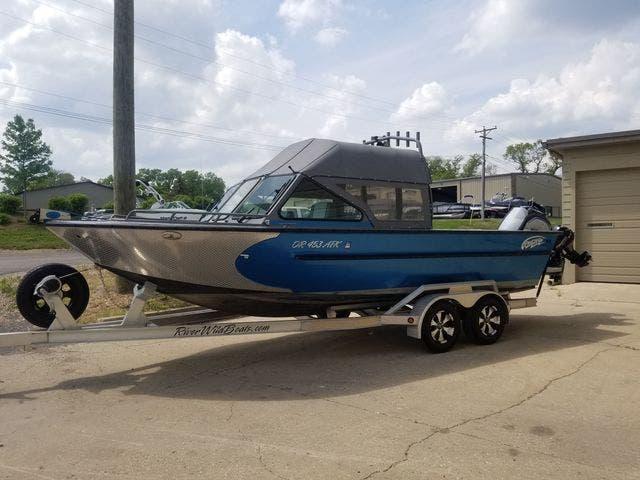 2016 River Wild boat for sale, model of the boat is 23 & Image # 4 of 26