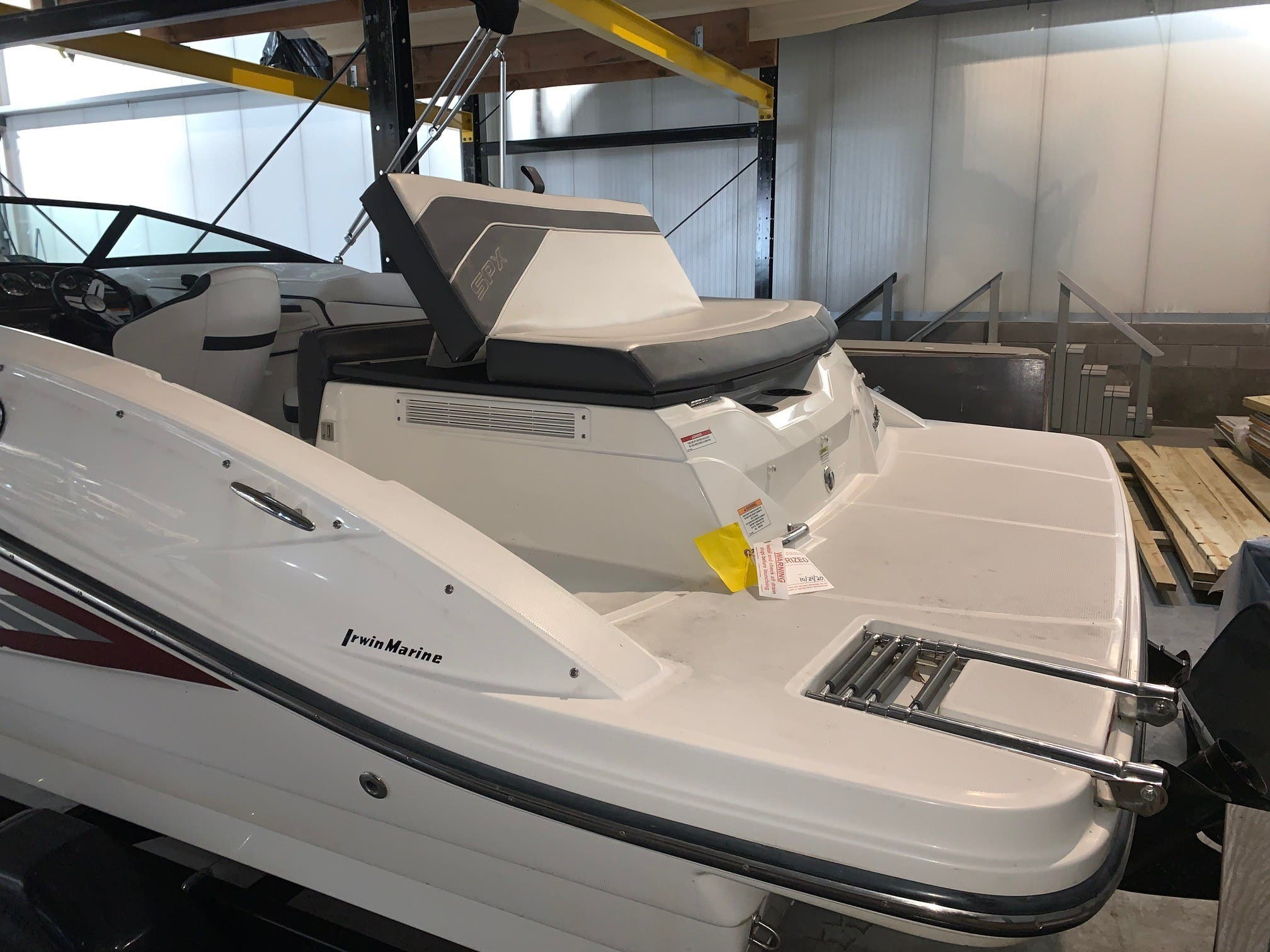 2016 Sea Ray boat for sale, model of the boat is 210spx & Image # 7 of 8