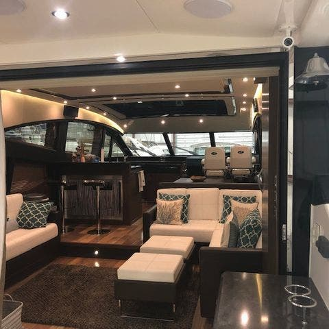 2016 Sea Ray boat for sale, model of the boat is L650 EXPRESS & Image # 67 of 67