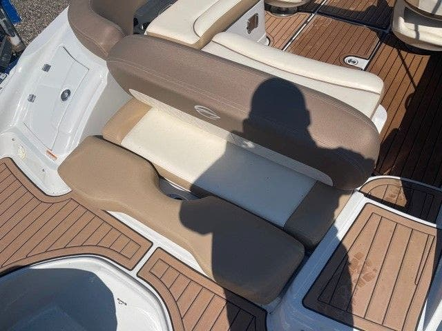 2017 Crownline boat for sale, model of the boat is E1 XS & Image # 11 of 21