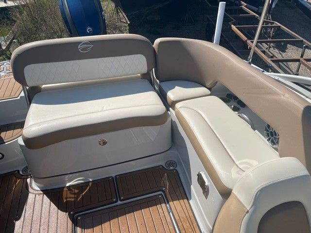 2017 Crownline boat for sale, model of the boat is E1 XS & Image # 12 of 21