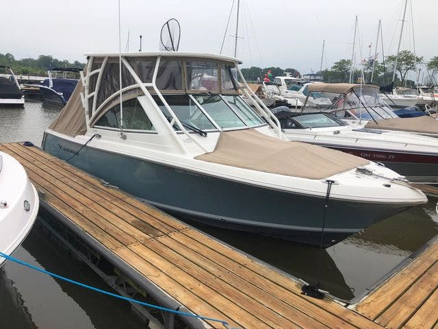 2017 Sailfish Boats boat for sale, model of the boat is 245 DC & Image # 3 of 34