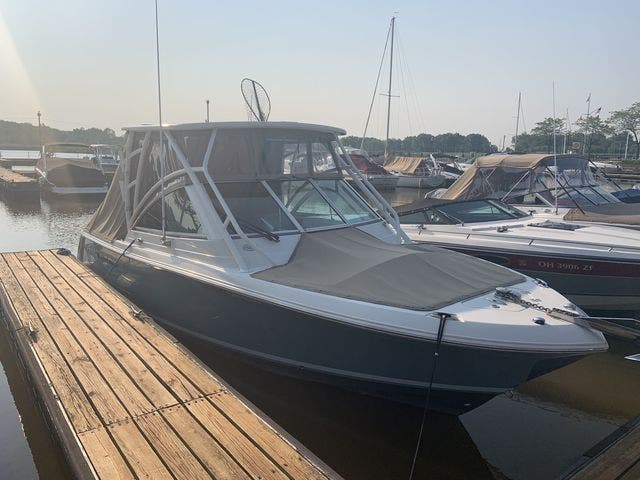 2017 Sailfish Boats boat for sale, model of the boat is 245 DC & Image # 4 of 34