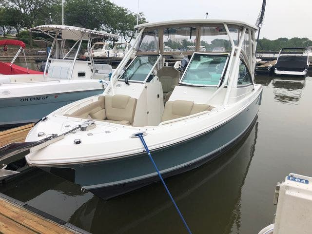 2017 Sailfish Boats boat for sale, model of the boat is 245 DC & Image # 5 of 34