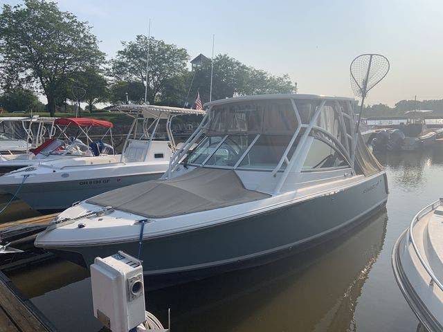 2017 Sailfish Boats boat for sale, model of the boat is 245 DC & Image # 7 of 34