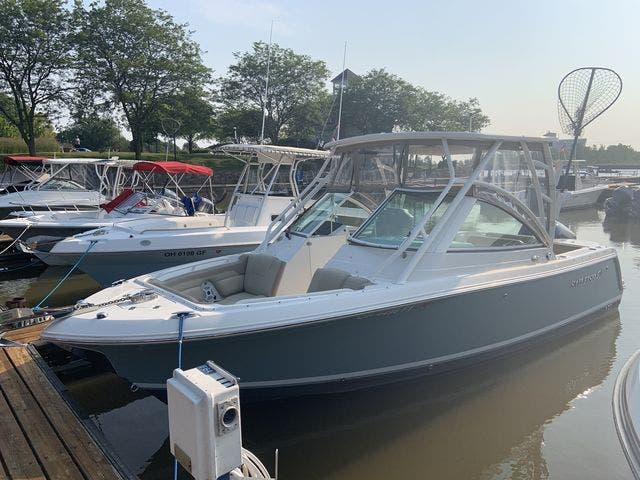 2017 Sailfish Boats boat for sale, model of the boat is 245 DC & Image # 8 of 34