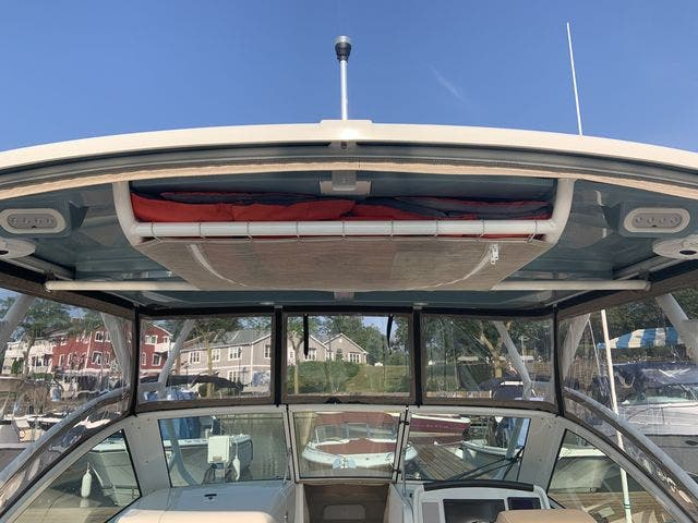 2017 Sailfish Boats boat for sale, model of the boat is 245 DC & Image # 9 of 34