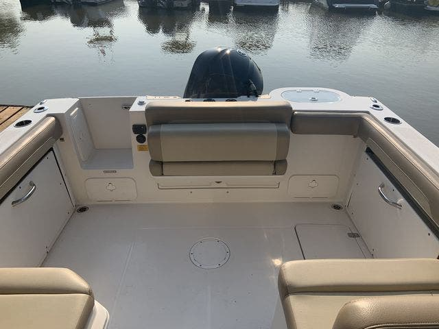 2017 Sailfish Boats boat for sale, model of the boat is 245 DC & Image # 12 of 34