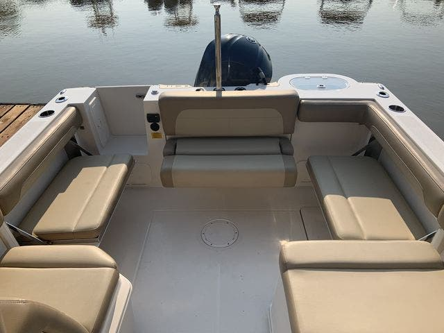 2017 Sailfish Boats boat for sale, model of the boat is 245 DC & Image # 13 of 34