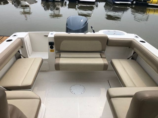 2017 Sailfish Boats boat for sale, model of the boat is 245 DC & Image # 14 of 34