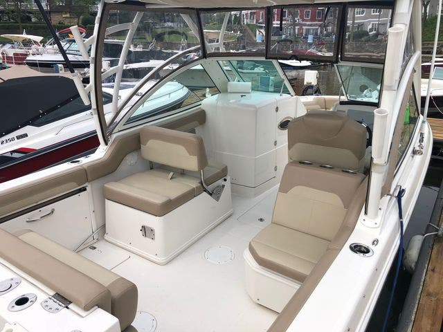 2017 Sailfish Boats boat for sale, model of the boat is 245 DC & Image # 15 of 34