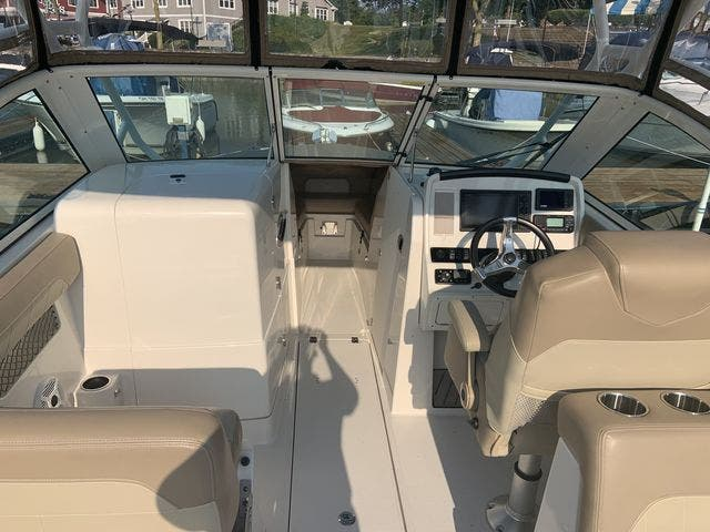 2017 Sailfish Boats boat for sale, model of the boat is 245 DC & Image # 16 of 34