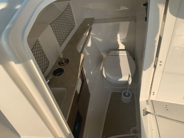 2017 Sailfish Boats boat for sale, model of the boat is 245 DC & Image # 24 of 34