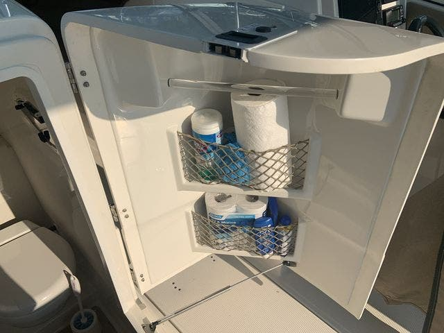 2017 Sailfish Boats boat for sale, model of the boat is 245 DC & Image # 26 of 34