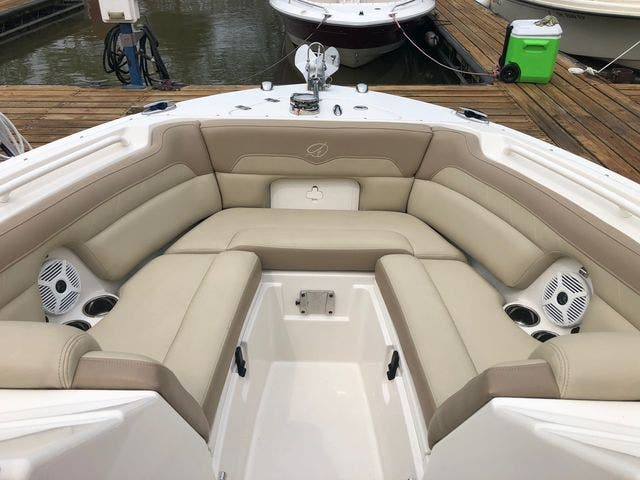 2017 Sailfish Boats boat for sale, model of the boat is 245 DC & Image # 27 of 34